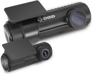 dual kamera DOD RC500S